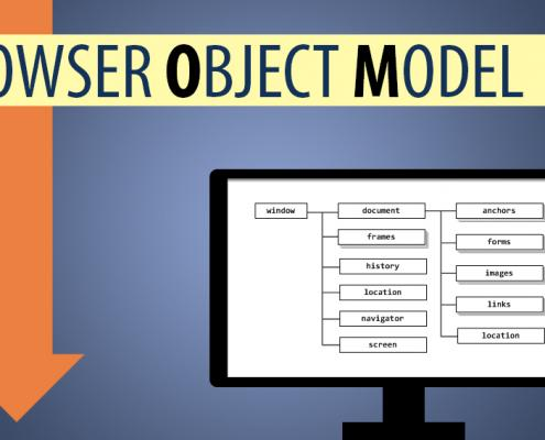 BOM em Javascript - Browser Object Model