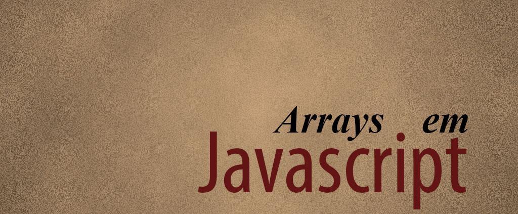 Array em Javascript