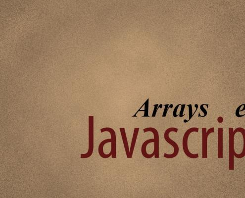 Array em Javascript