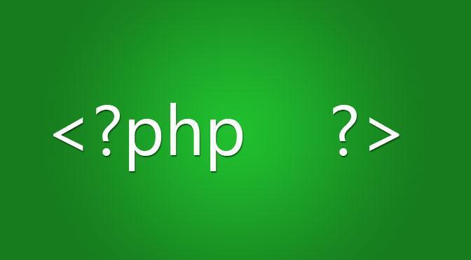 Imagem: Tags PHP
