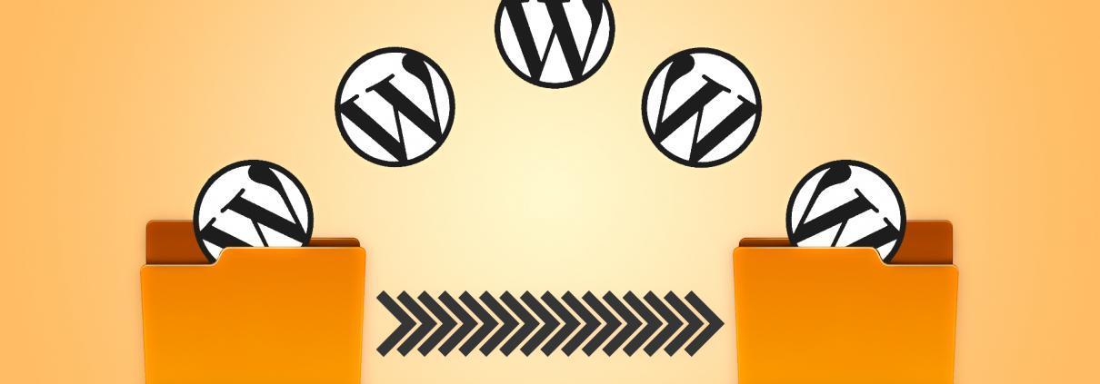Como mover o WordPress outra pasta do servidor