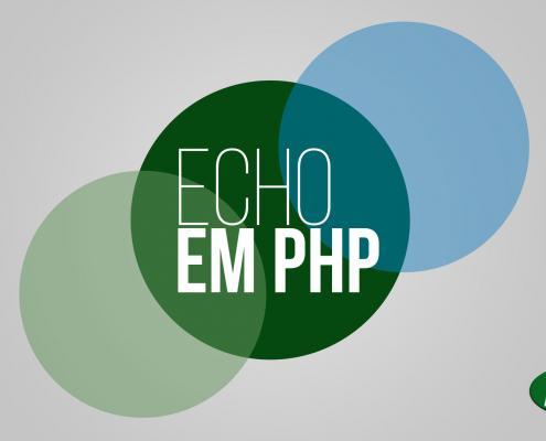 Aspas e echo em PHP