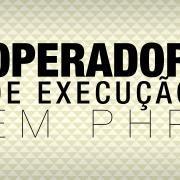 Operador de execução em PHP
