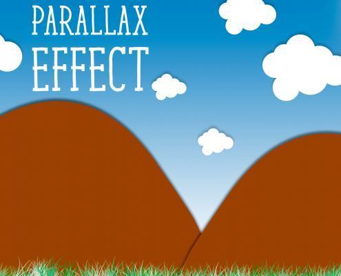 Efeito Parallax em CSS e jQuery