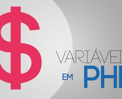 Variáveis em PHP