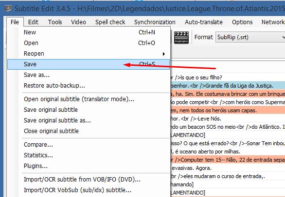 File - Save
