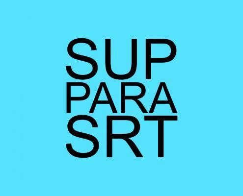 SUP para SRT