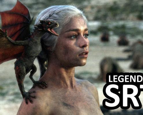 Legendas SRT - Subrip