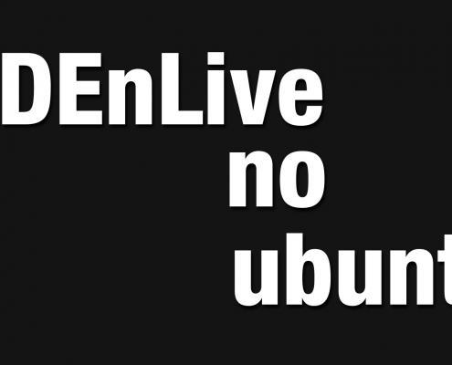 Instalar o KDEnLive no Ubuntu