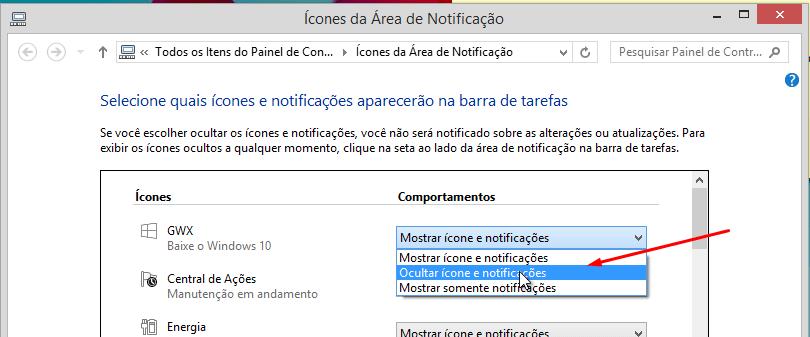 GWX - Baixe o Windows 10