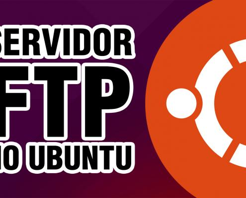 Servidor FTP no Ubuntu