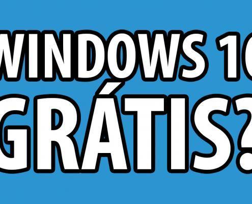 Windows 10 grátis para todos?