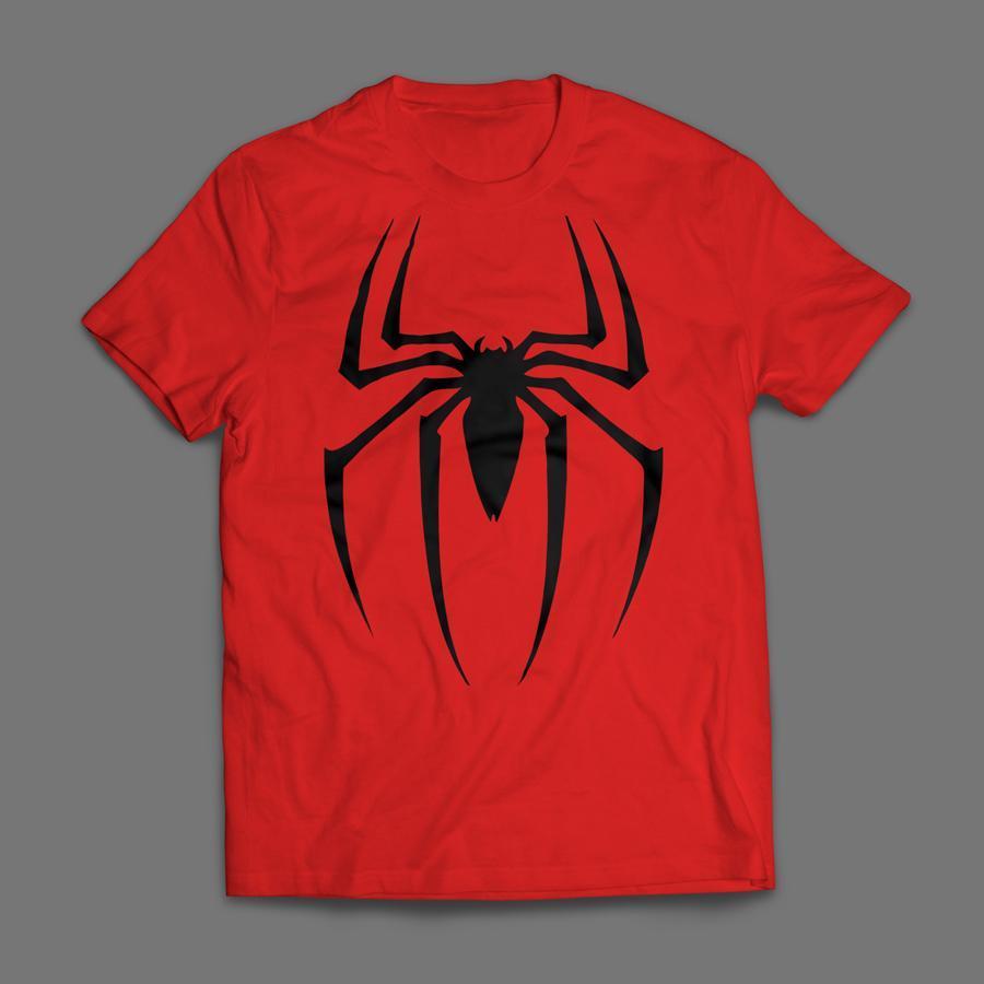 Camiseta Homem Aranha Spider Man Masculina - Teo Shop 66892f4853f36