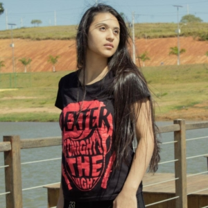 Camiseta Dexter Feminina Capa 2