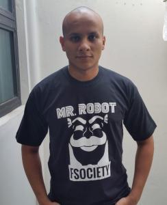 Giovani - Mr. Robot Fsociety