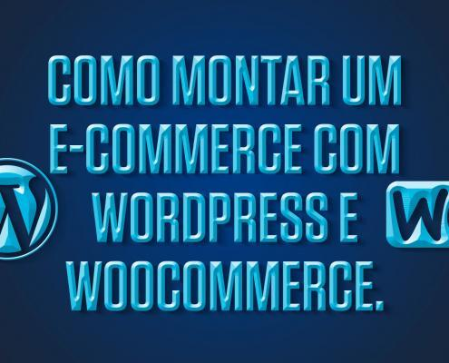E-commerce com Wordpress e Woocommerce Cover