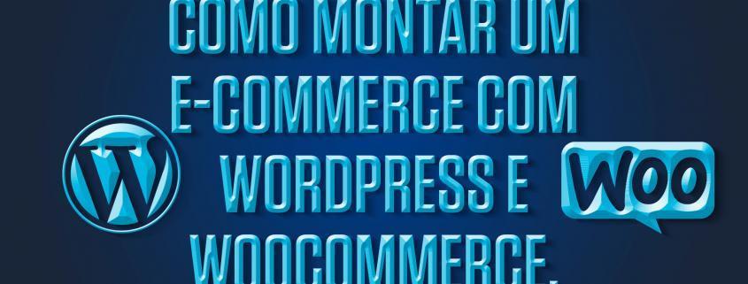 E-commerce com Wordpress e Woocommerce Cover