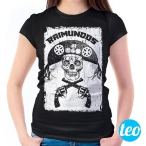 Camiseta Raimundos Feminina