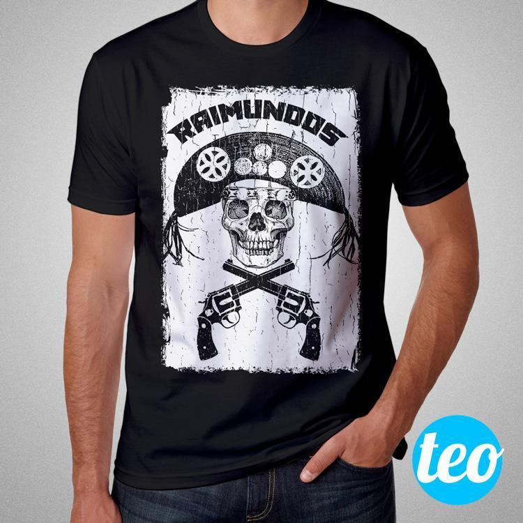 Camiseta Raimundos Masculina