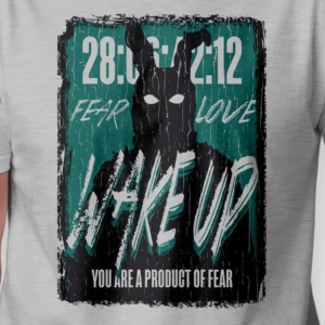 Camiseta Donnie Darko Arte