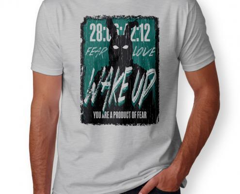 Camiseta Donnie Darko Masculina Capa