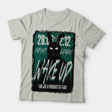 Camiseta Donnie Darko Feminina Capa