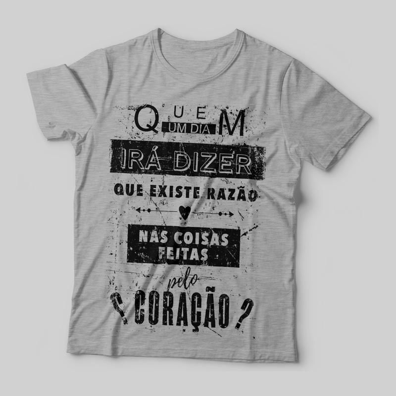 Camiseta Eduardo e Mônica feminina cover