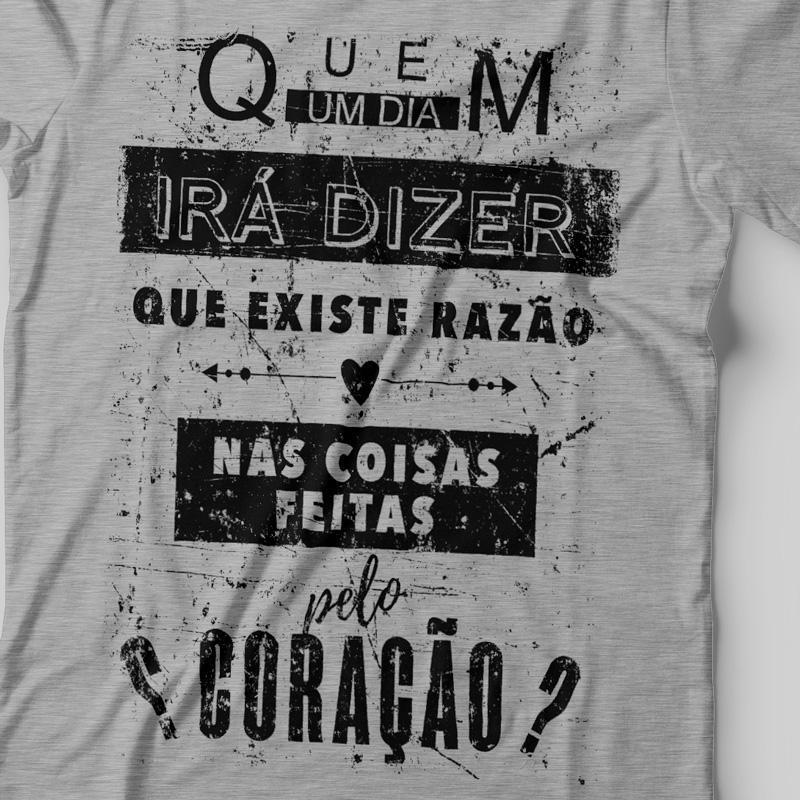 Camiseta Eduardo e Mônica feminina zoom