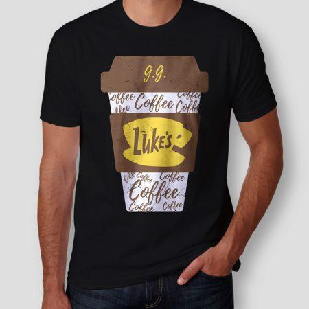 Camiseta Gilmore Girls Masculina Cover