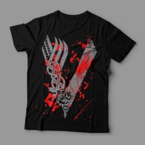 Camiseta Vikings Feminina Cover