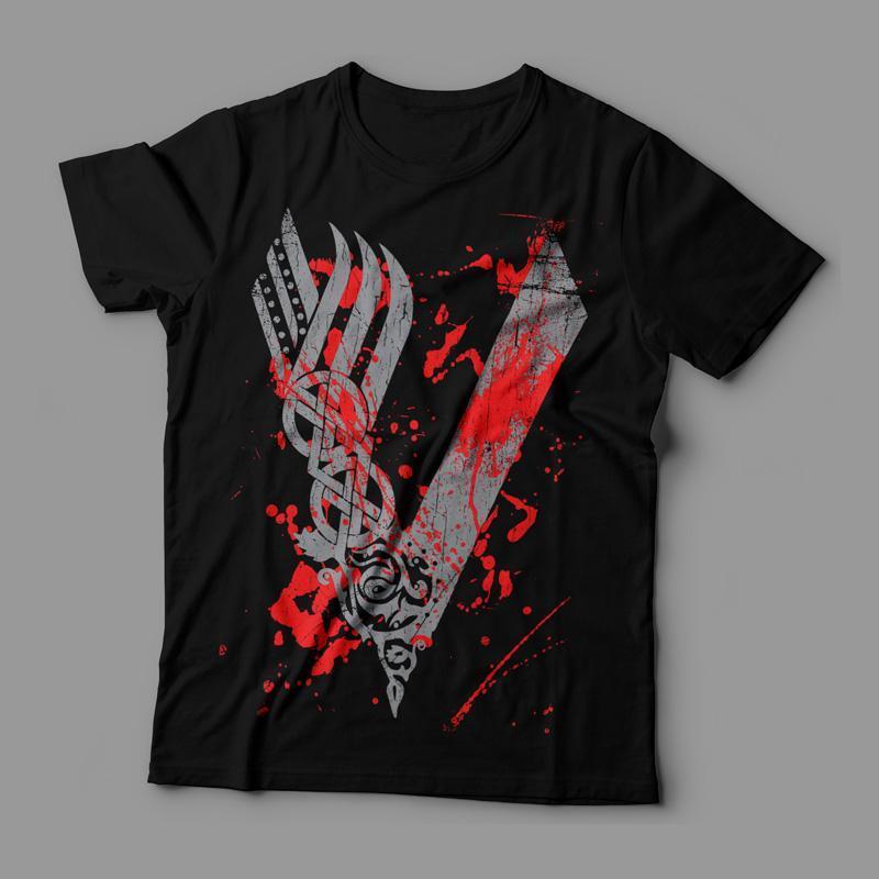Camiseta Vikings Feminina Cover