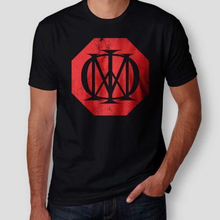 Camiseta Dream Theater Masculina Cover
