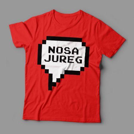 Camiseta Nosa Jureg Feminina Cover