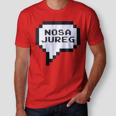 Camiseta Nosa Jureg Masculina Cover