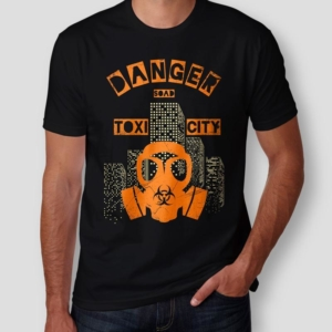 Camiseta System Of A Down Toxicity Masculina Cover