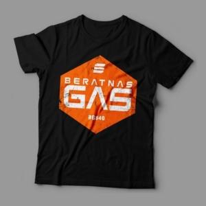 Camiseta The Expanse Beratnas Gas Feminina Cover