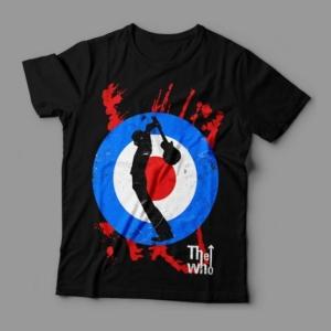 Camiseta The Who Feminina Cover