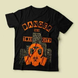 Camiseta System Of A Down Toxicity Feminina Cover