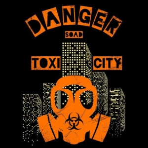 Camiseta System Of A Down Toxicity Arte