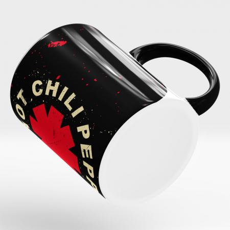Caneca Red Hot Chili Peppers Deitada