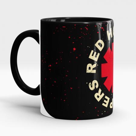 Caneca Red Hot Chili Pepper Lateral Direita 1