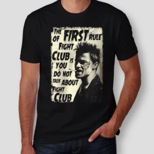 Camiseta Clube da Luta Masculina Cover