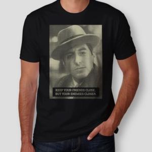 Camiseta Michael Corleone Masculina Cover