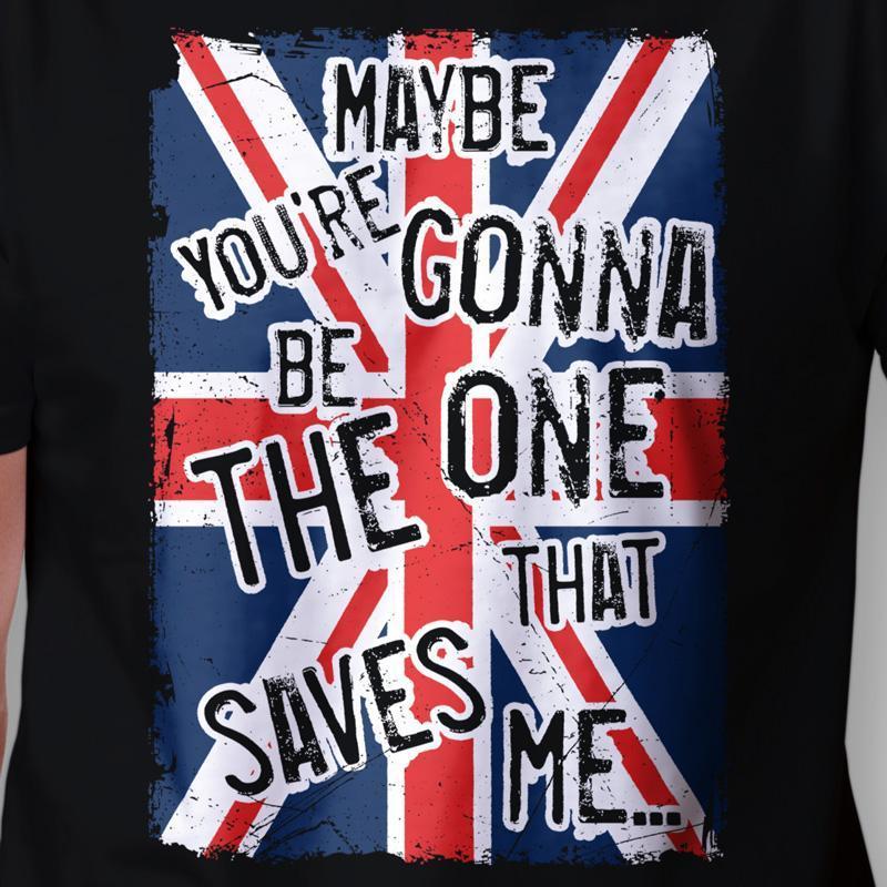 Camiseta Oasis Masculina Zoom