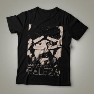 Camiseta Raul Seixas Maluco Beleza Feminina Cover