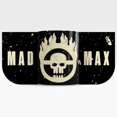 Caneca Mad Max Immortan Joe Arte