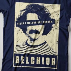 Camiseta Belchior Feminina Zoom