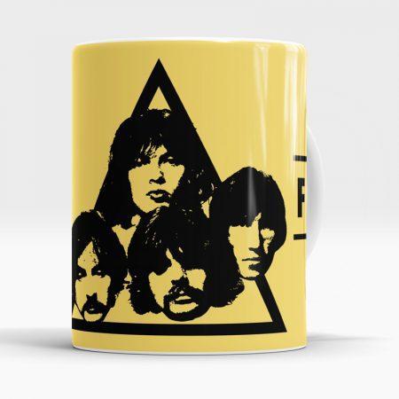 Caneca Pink Floyd Faces Frente