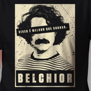 Camiseta Belchior Masculina Zoom