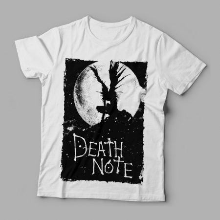 Camiseta Death Note Shinigami Feminina